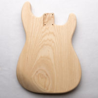 Swamp Ash S-Style Guitar Body – Choose Your Pickups!