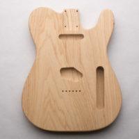 Custom T-Style Guitar Body