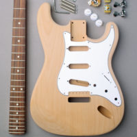 Platinum S-Style Electric Guitar Kit