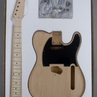 Basic T-Style Electric Guitar Kit